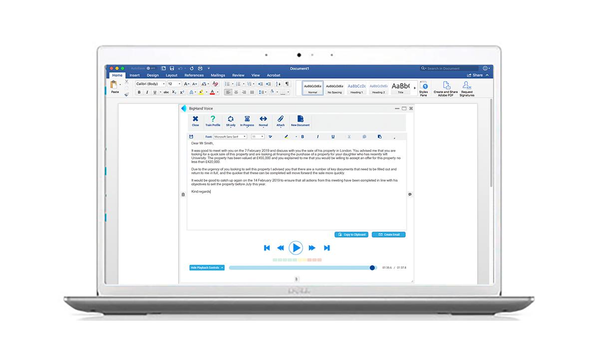 Digital Dictation & Speech Recognition Tools